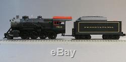 MTH RAIL KING PRR STEAM ENGINE & TENDER PROTO 3 O GAUGE train 30-4244-1 E NEW