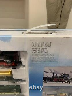 Marklin Maxi 54413 G Scale Starter Set w Chuff Sound Smoke Lights NEW