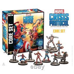 Marvel Crisis Protocol Starter Core Set CP01