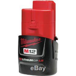 Milwaukee 2463 2420 Impact Wrench with Socket Set Starter Kit Bundle New