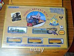 N Scale Train Disneyland Railroad 50th Anniversary Bachmann Sealed in Box
