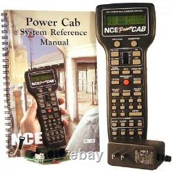 NCE 25 / 5240025 Power Cab DCC Starter Set