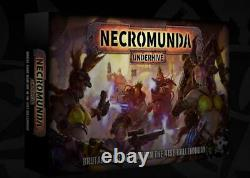 NECROMUNDA UNDERHIVE BOX SET Starter Warhammer 40K Games Workshop SEALED NIB