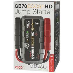 NOCO Genius GB40 GB70 GB150 Boost Plus HD PRO Lithium Jump Starter + NOCO Case