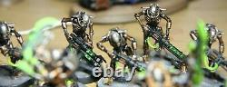 Necrons Elite + Recruit Starter Set Whole Army Well Painted Indomitus 40k