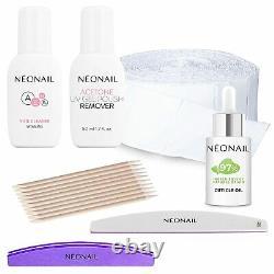 NeoNail NEONAIL Starter Set ADORABLE Pink, Rot, Beige Nagellack Geschenkbox