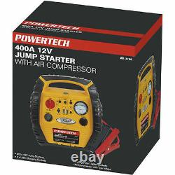 New 4 in 1 jump starter 12V 17Ah Portable Power Pack Car Battery Booster Charger