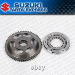 New Suzuki Drz400 Drz 400e 400s 400sm Drz Oem Starter Clutch Set 12600-29810