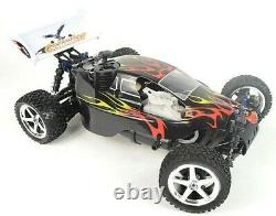 Nitro RC Car Buggy Complete kit Acme Condor. Incl Tools Fuel and Starter set