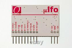 OFFER Syntaxis micromodular starter set PSU+VCO+VCF+VCA+ADSR+LFO VAT FREE