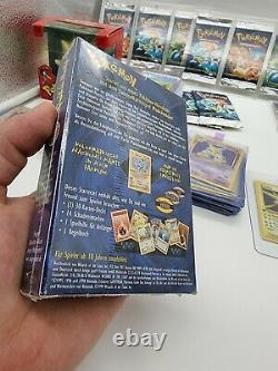 POKEMON Starterset für 2 Spieler 1. Edition 1999 deutsch TOP NEU Machomei OVP