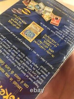 POKéMON Starter Set Deck 2 player 1st Edition Machamp Holo NEW Fact. SEALED WOTC