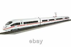 Piko 57196 Ho Scale 1/87 Db Ice 3 With Roadbed Track Starter Set