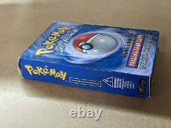 Pokemon 2-Player Starter Set Deck Machamp Holo / Sealed Contents 1999 WoTC