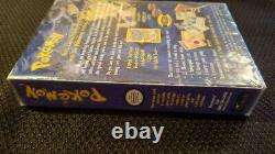 Pokemon Base Set 2 Player Starter Set 1999 WOTC Factory Sealed RARE Starter Deck