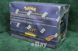 Pokemon Base Set 2 Starter Deck Display Box Dutch Factory Sealed