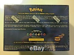 Pokemon Base Set Starter Deck Box Sealed