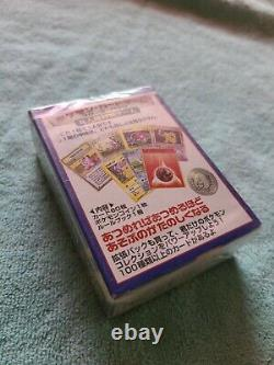 Pokemon Japanese Starter Deck Basic Base Set 104-0061 1996 Rare New Sealed U. S