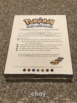 Pokemon Starter Gift Box 1999 Factory Sealed Base Set Jungle Booster Theme Deck