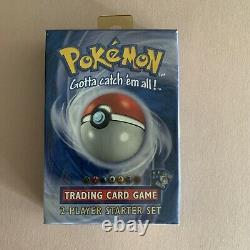 Pokemon Trading Card Game 2-Player Starter Set 1999 Wizards Of The Coast
