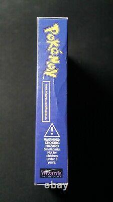 Pokemon Trading Card Game Set 2 Player Starter Deck Factory Sealed 1999