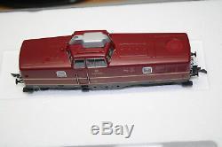Roco 41251 Digital Starter-Set Diesellok V80 Wagen Gleis Trafo Spur
