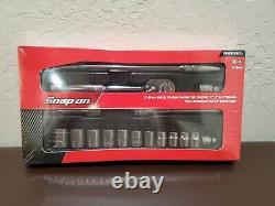 SNAP-ON TOOLS 17pc 3/8 Drive Shallow 6-Point Metric Starter Set STARTERSET5