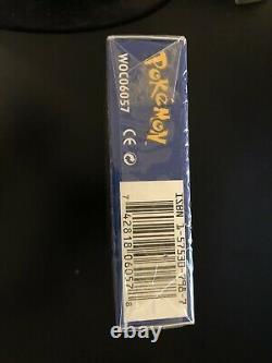 Shadowless Pokemon Base Set 2-Player Starter Set Deck Factory Sealed Machamp