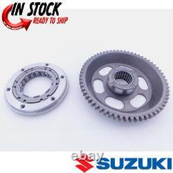 Starter Clutch Set Suzuki Ltz400 Lt-z Ltz 400 Quadsport Z400 Oem 12600-29810