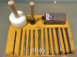 Stone Mason's Full Tool Kit