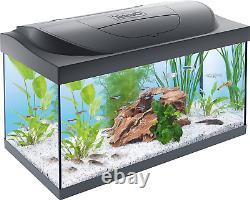 Tetra Starter Line Aquarium Komplett-Set mit LED-Beleuchtung Filteranlage