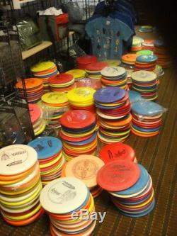 Ultimate Innova Disc Golf Starter Set 42 Disk Family Or Group Sampler Pack+more