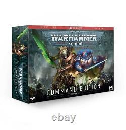 Warhammer 40k Command Edition Starter Set