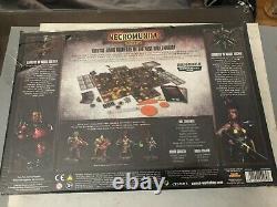 Warhammer 40k Necromunda Underhive Starter Set Boxed Set BRAND NEW SEALED OOP