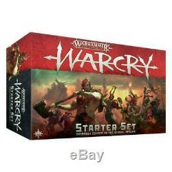 Warhammer Age of Sigmar Warcry Starter Set