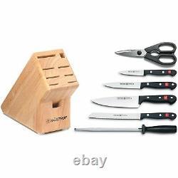 Wusthof Gourmet Seven Piece Starter Block Set, MSRP$316 (1777)