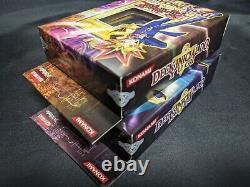 Yu-Gi-Oh Starter Deck Kaiba and Yugi Sealed Decks Set 1st Edition 2002 NEW