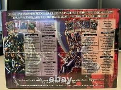 Yu-Gi-Oh Starter Deck Yugi & Kaiba Set. New Sealed Box 1st Edition