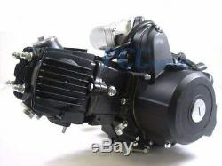 125cc Entièrement Auto Moteur Electrique Avec Top Mount Démarrage Atv Moteur V En16-set