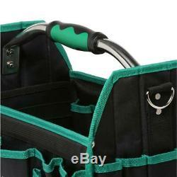 22 Pièces Commercial Électrique Ensemble D'outils Électricien Tournevis Starter Kit Bag