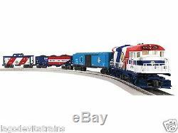 6-82427 Le Patriot Lionchief Diesel Fret Train Lionel