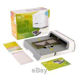 Accuquilt Go! Big Électrique Fabric Cutter Starter Set
