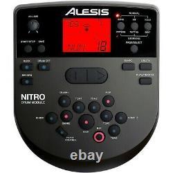 Alesis Nitro Mesh Édition Spéciale Electronic Drum Set Starter Kit