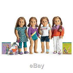 American Girl Collection Mckenna's Starter Pour Gymnastique Doll Pratique Set Plus