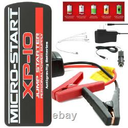 Antigravité Microstart Jump Box Starter Micro Start Pps Xp10 Camion Diesel Usb