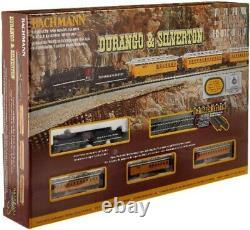 Bachmann Durango Et Silverton N Echelle Prêt À L'emploi Électrique Train Designe