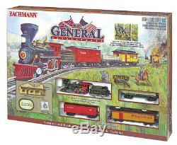 Bachmann Ho Le Général Train 00736 Nib Bachman Ho Nouveau