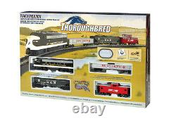Bachmann Ho Scale Pur-sang Norfolk Southern Train Set New 00691
