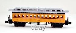Bachmann N Scale Train Set Analogique Durango & Silverton 24020