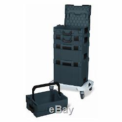 Bosch L-boxx Sortimo Set Anthrazit Starterpaket 1